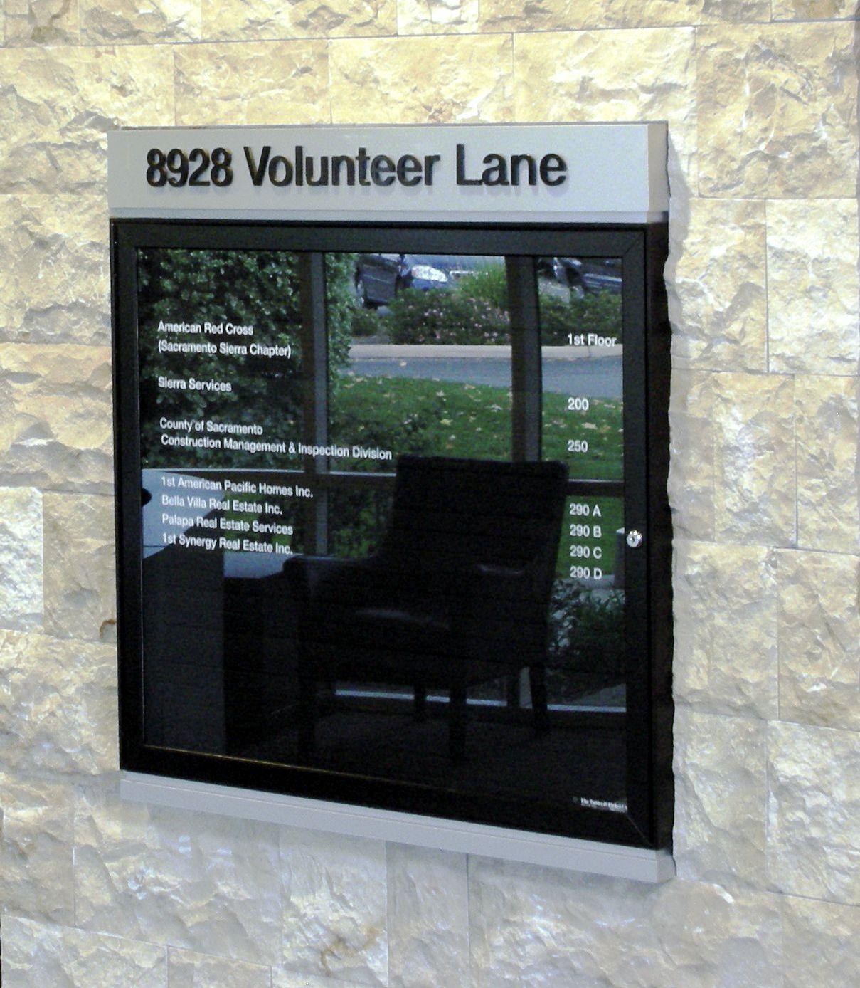 Volunteer Lane Sacramento, CA