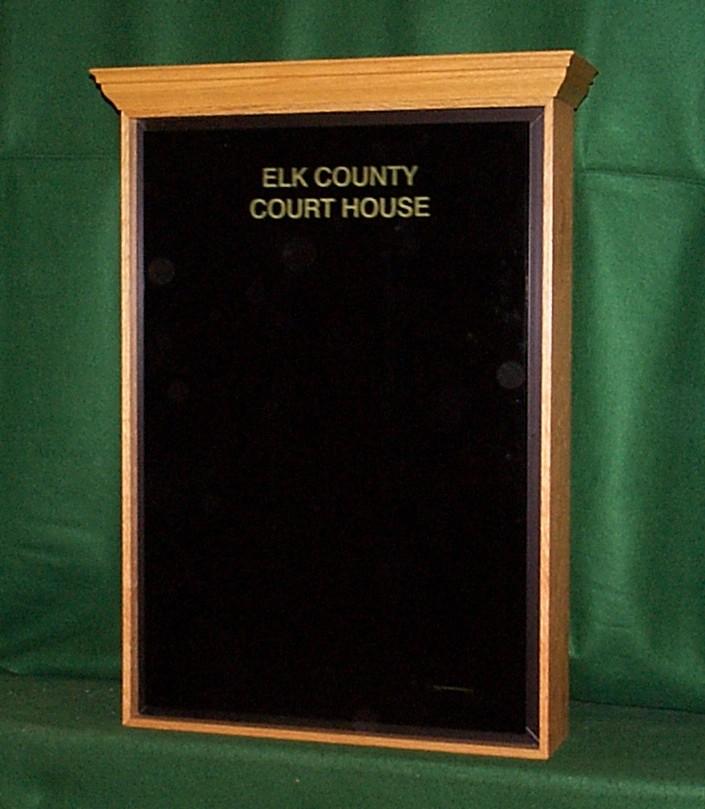 Elk County Court House, Ridgeway PA