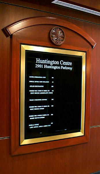 Huntington Centre