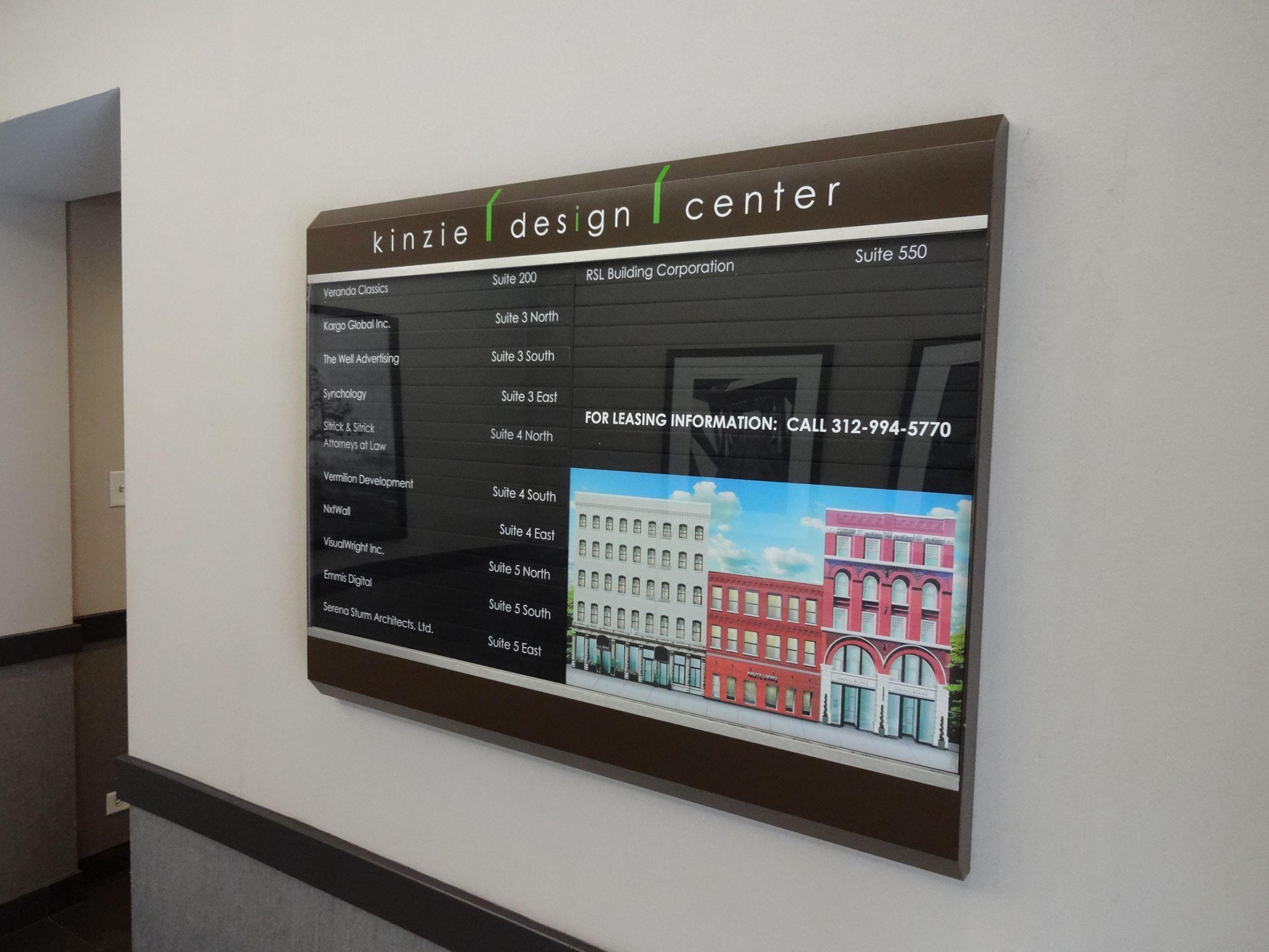 Kinzie Design Center Chicago IL