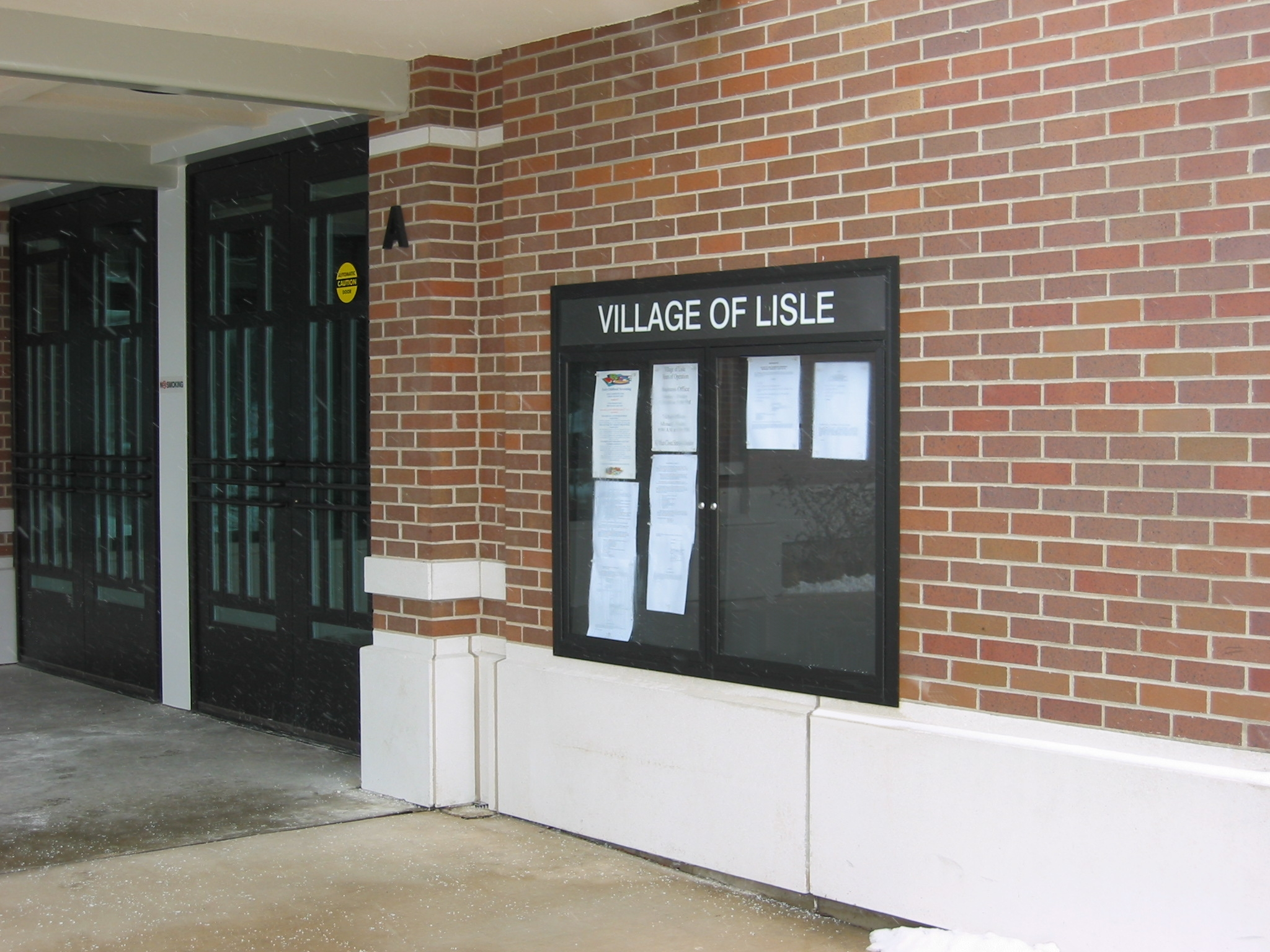 Village Hall Lisle, IL
